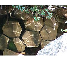 Amazing Rocks Photographic Print