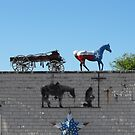Crawford, Texas  by Susan Russell