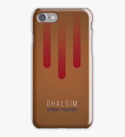 Street Fighter - Dhalsim iPhone Case/Skin