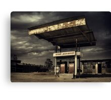 Once Proud #0101 Canvas Print