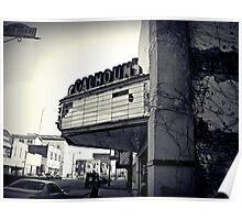 Calhoun Theater Poster