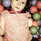 having a ball... by babyblues