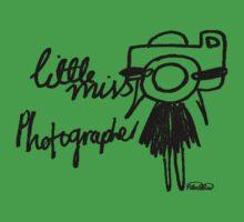 Little Miss Photographer Kids Clothes