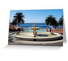 Eastern Beach  Greeting Card