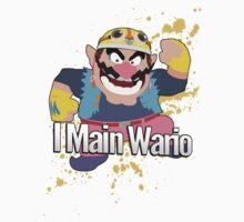 I Main Wario - Super Smash Bros. by PrincessCatanna
