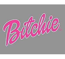Bitchie Photographic Print