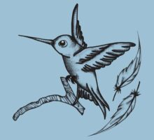 Hummingbird  Kids Clothes