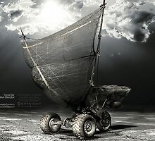 OasisRust :: Wind Dhow by h3oConceptz