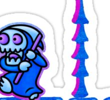 Reaper and Reapettes Sticker