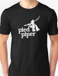 Pied Piper T-Shirt Silicon Valley TV Show Funny T-Shirt