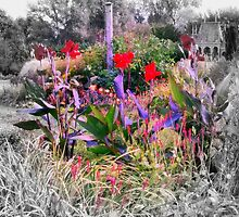 At the Garden by Rachel Williams