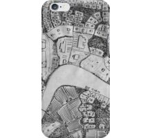 Franklin Town iPhone Case/Skin
