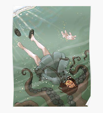 Falling, Drowning Poster