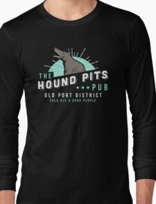 Dishonored - The Hound Pits Pub Long Sleeve T-Shirt