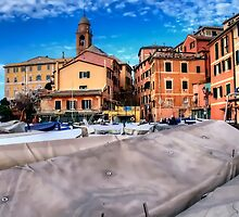 Nervi Genoa by oreundici