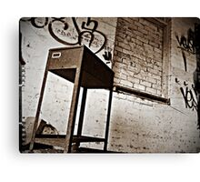 Empty Rooms Canvas Print