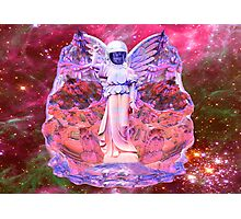 Space Angel Photographic Print