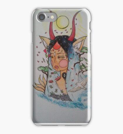 Kaze Hime iPhone Case/Skin