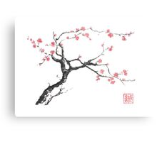 New hope sumi-e painting Metal Print