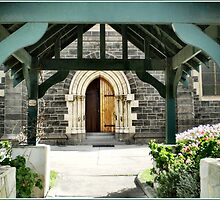 Holy Trinity Anglican Church -always open by EdsMum