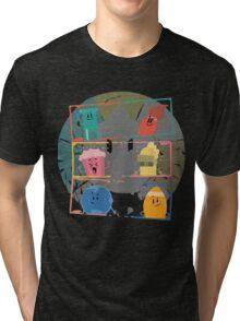 trivia crash Tri-blend T-Shirt