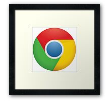 Chrome  Framed Print
