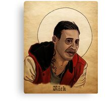 Nick, the Newest Vampire - What We Do In The Shadows Canvas Print