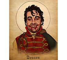 Deacon the Vampire - What We Do In The Shadows Photographic Print
