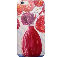 Floral Infusion iPhone Case/Skin