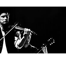 Strings Photographic Print