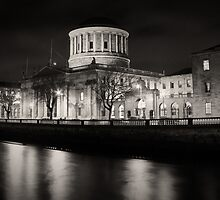 The Four Courts, Dublin by Stephen O'Connell