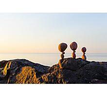 Sunrise Luminosity Photographic Print