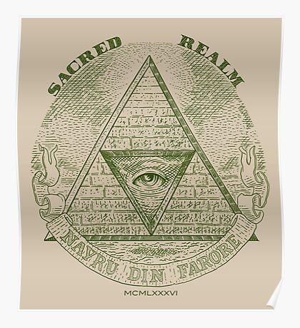 Sacred Realm Poster