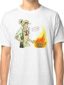 English cooking is the best cooking. APH: Arthur Kirkland Classic T-Shirt