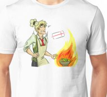 English cooking is the best cooking. APH: Arthur Kirkland Unisex T-Shirt