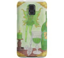 Absinthe Fairy Samsung Galaxy Case/Skin