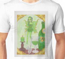 Absinthe Fairy Unisex T-Shirt