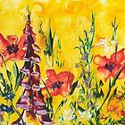 Quick Flowers by Barry Moulton