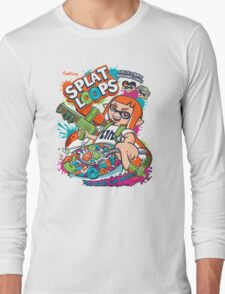 Splat Loops Long Sleeve T-Shirt