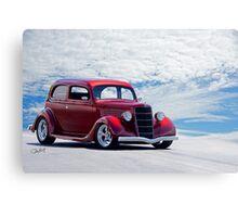 1935 Ford Tudor Sedan Metal Print