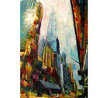 Chrysler building,New york Skyline Photographic Print