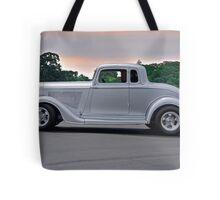 1934 Plymouth 'Casper' Coupe  Tote Bag