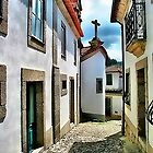 Viseu, Portugal by T.J. Martin