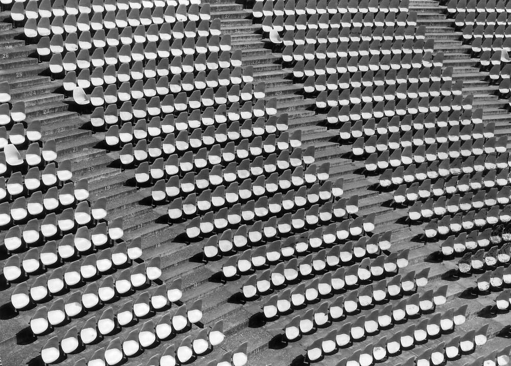 Take a seat by Paul Pasco