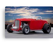 1932 Ford Roadster 'Wayward Child' Canvas Print