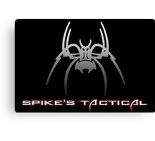 spike's tactical Canvas Print