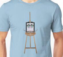 Canvas Smiles Unisex T-Shirt