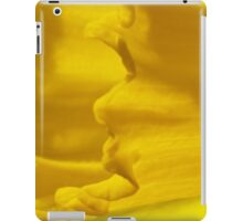 Daffodil close up iPad Case/Skin