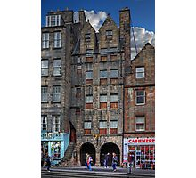 Edinburgh Merchant's House Photographic Print