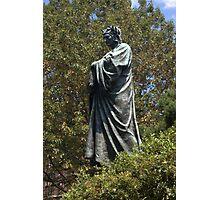 """Dante"". Meridian Hill Park, Washington DC. 2008 Photographic Print"
